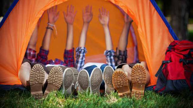 Les campings à Blois-Chambord