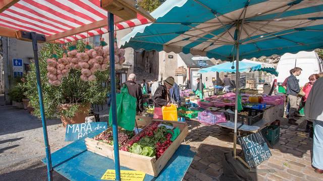 Le marché de Blois