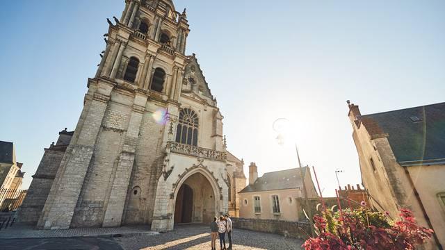 Cathédrale St Louis de Blois
