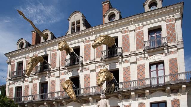 La Maison de la Magie à Blois