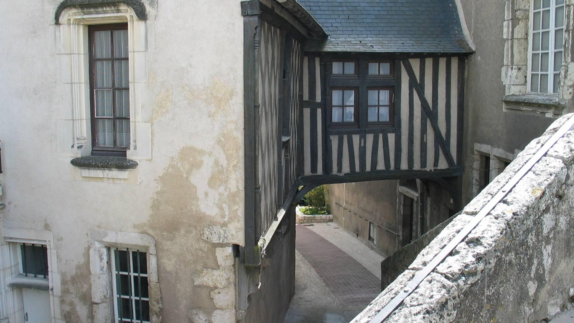 Ancien hôtel particulier à Blois.