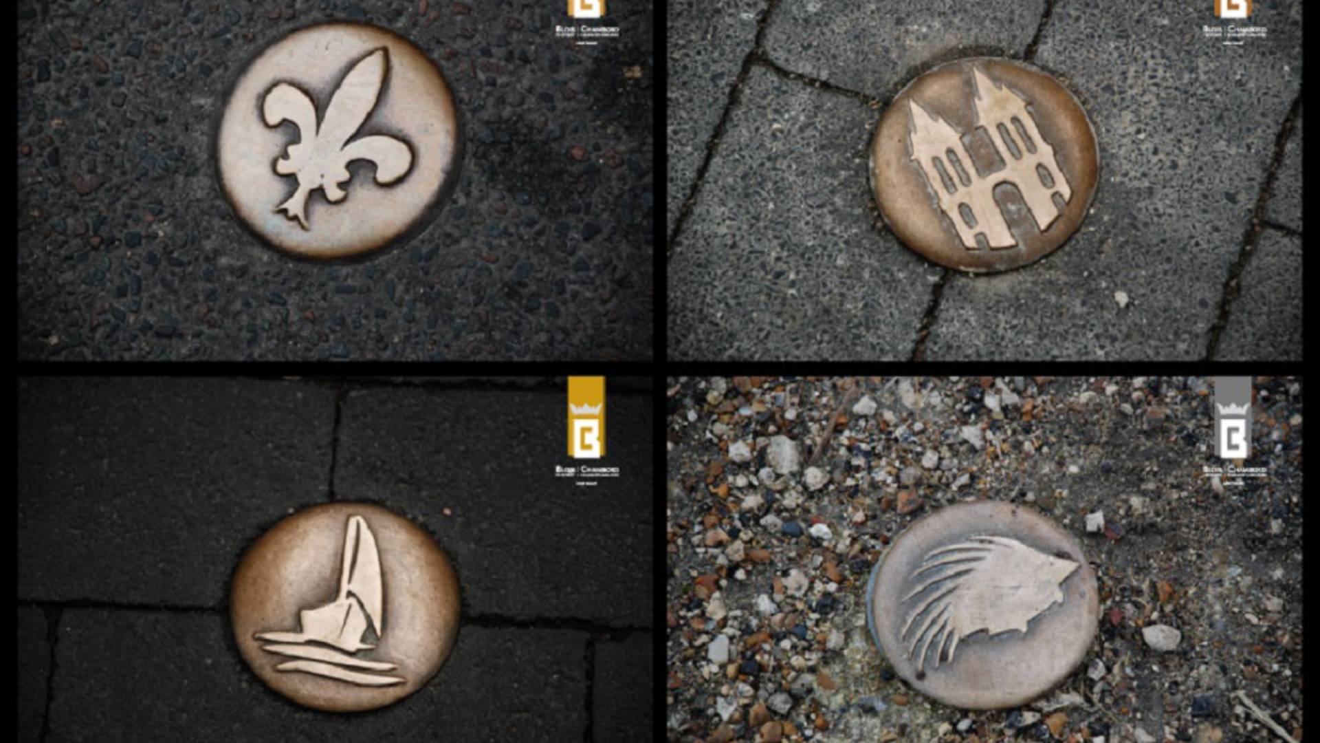 Les p'tits clous de la ville de Blois