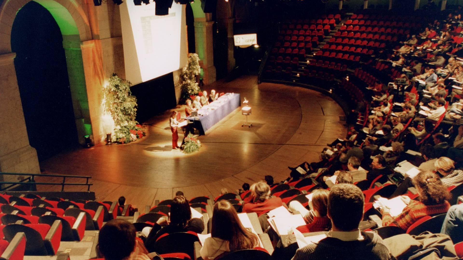 Auditorium de la Halle aux Grains