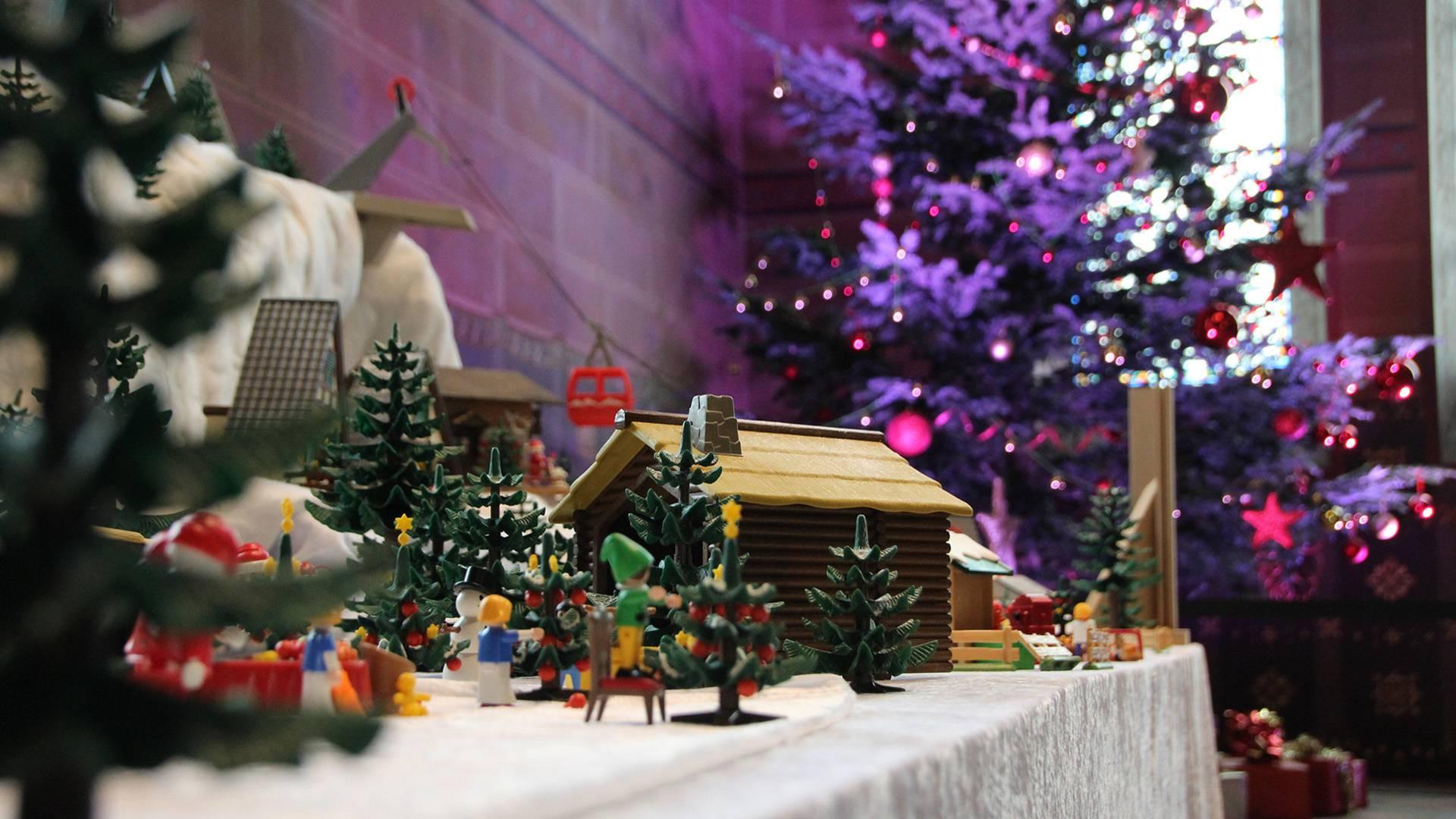 L'exposition Playmobil au château de Blois