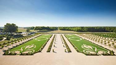 Les jardins de Chambord_ Crédit Benjamin Brolet