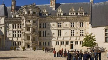 Le château de Blois. © Atout France Michel Angot