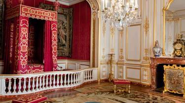 Chambre à Chambord  © DNC