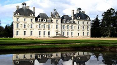 Le château de Cheverny. © OTBC