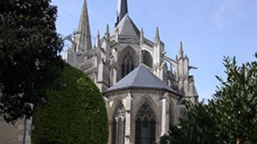 Abbaye à Vendôme