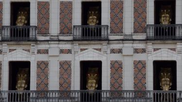La façade de la Maison de la Magie. © OTBC