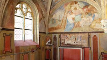 La chapelle du château de Villesavin