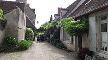 St Dyé-sur-Loire. © OTBC