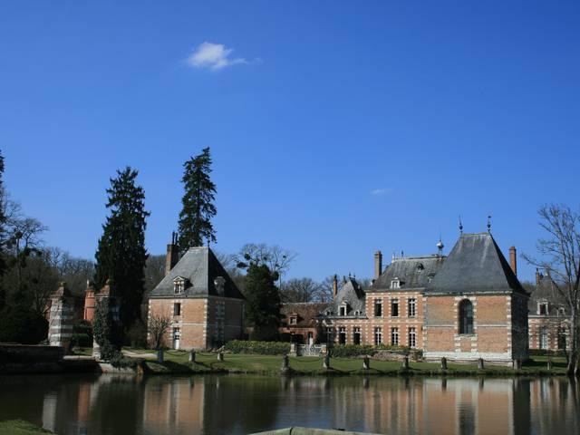 La Maison des étangs à Saint-Viâtre. © OTBC
