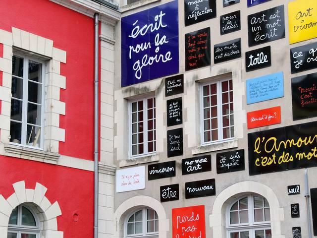 Exposition Fluxshow 2019 à la Fondation du doute à Blois