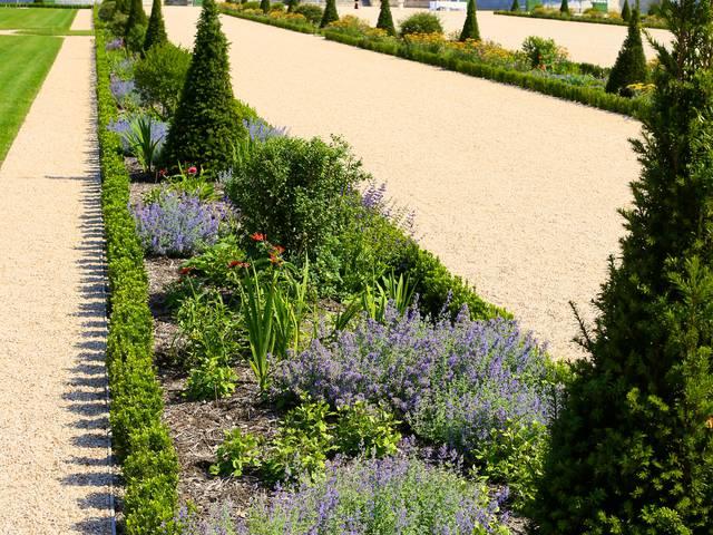Les jardins de Chambord. © Ludovic Letot