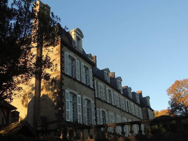Le Château de Montmarin à Sargé-sur-Braye. © OTBC