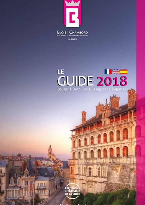 Le guide 2018 de Blois-Chambord