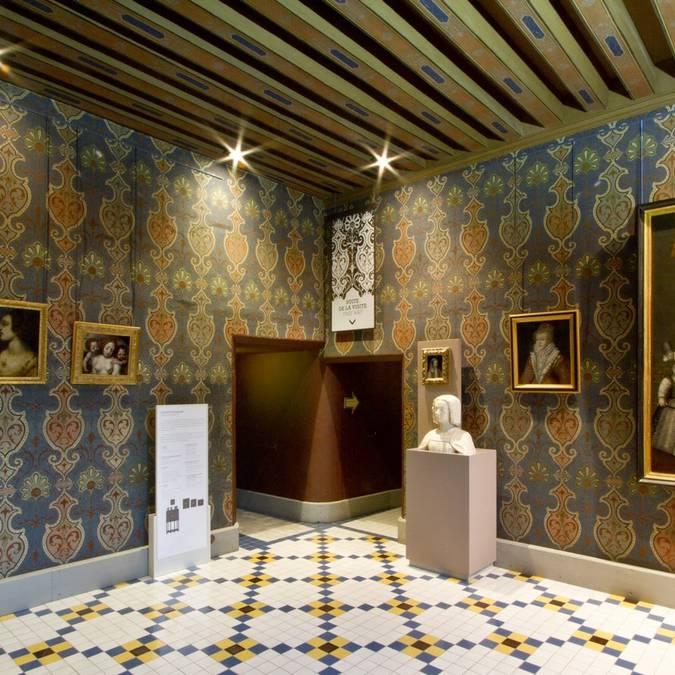 La garde robe au château royal de Blois
