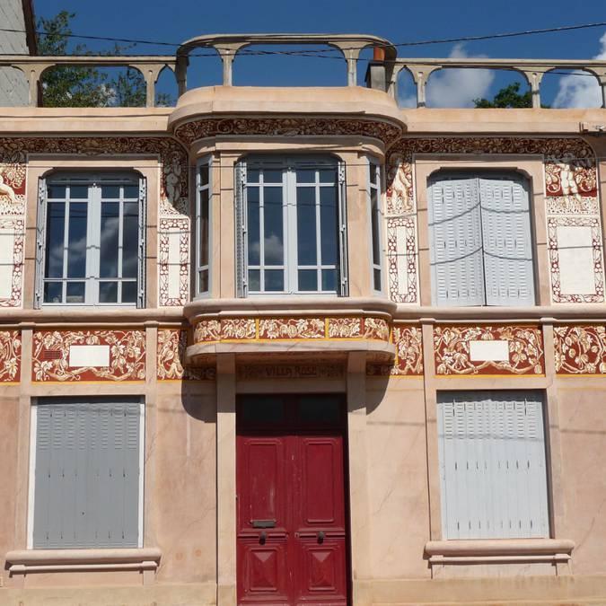 La Villa Rose à Saint-Aignan