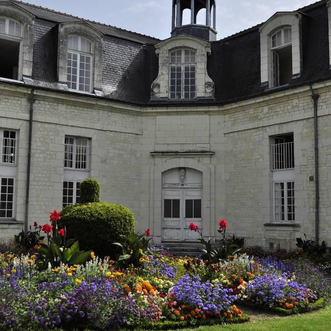 L'Hôtel-Dieu à Saint Aignan