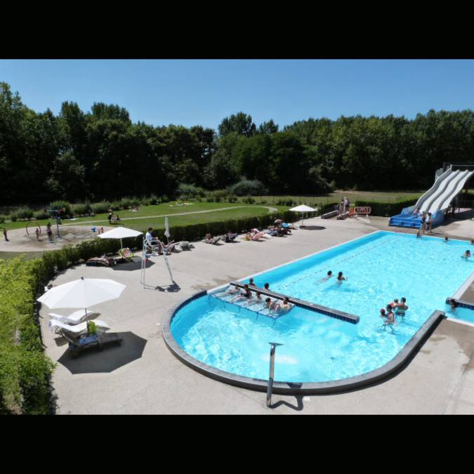 Centre aquatique l'Agl'eau à Blois