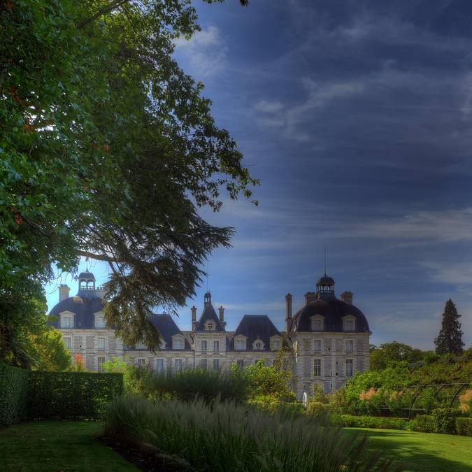 Le parc du Château de Cheverny