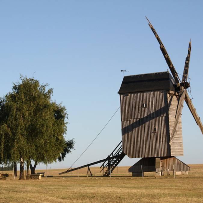 Beauce Val de Loire Moulin à vent de Maves