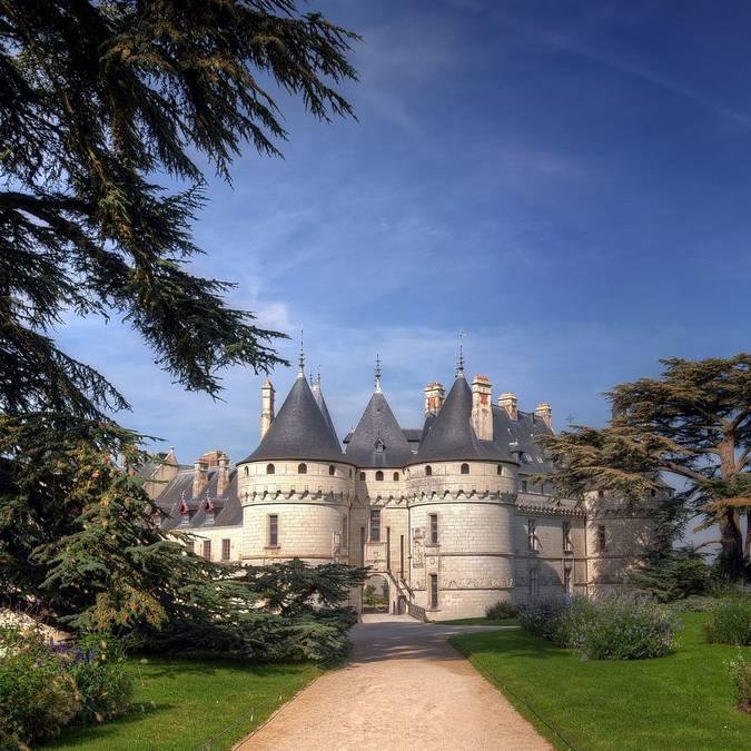 Le domaine Régional de Chaumont-sur-Loire