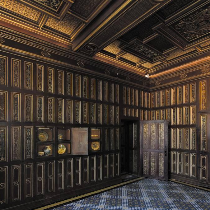 Le studiolo au Château de Blois