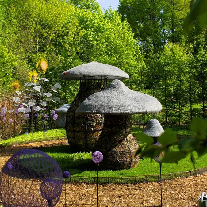 Le festival des jardins de Chaumont-sur-Loire. © otbc