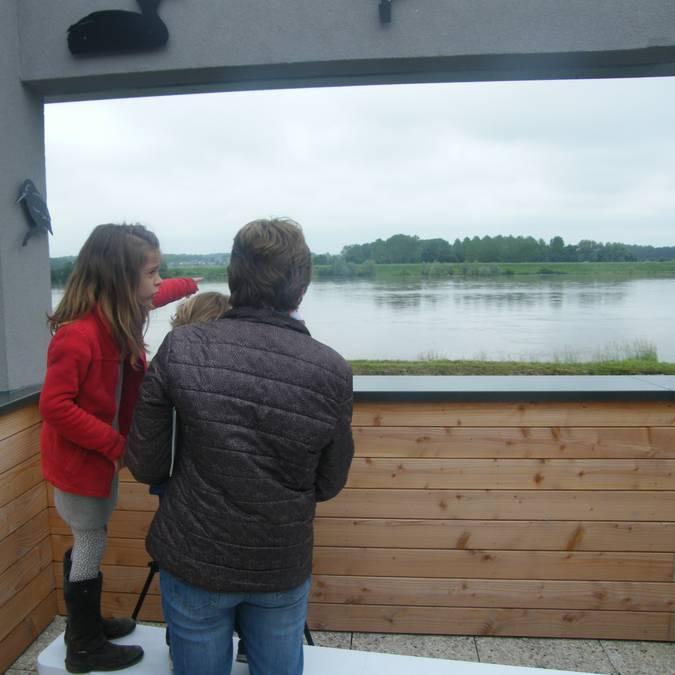 Observatoire du fleuve la Loire