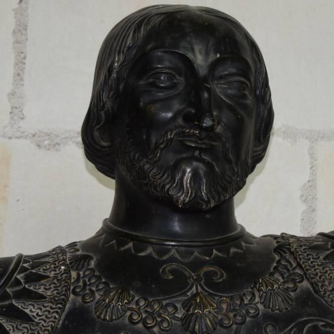 Buste de François Ier