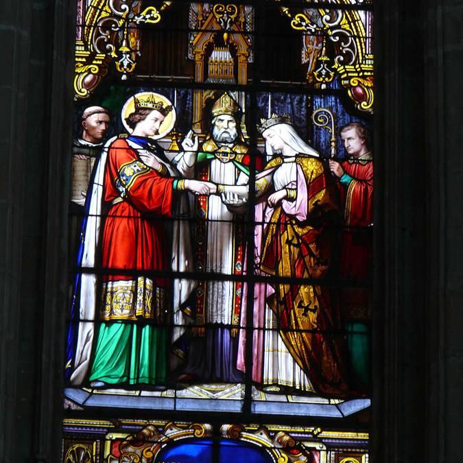 Les vitraux de la cathédrale de Blois