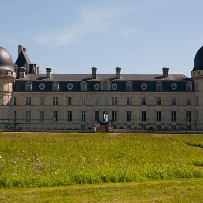 Le château de Valençay. © OTBC