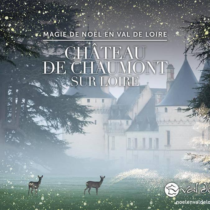 Noël au domaine de Chaumont-sur-Loire