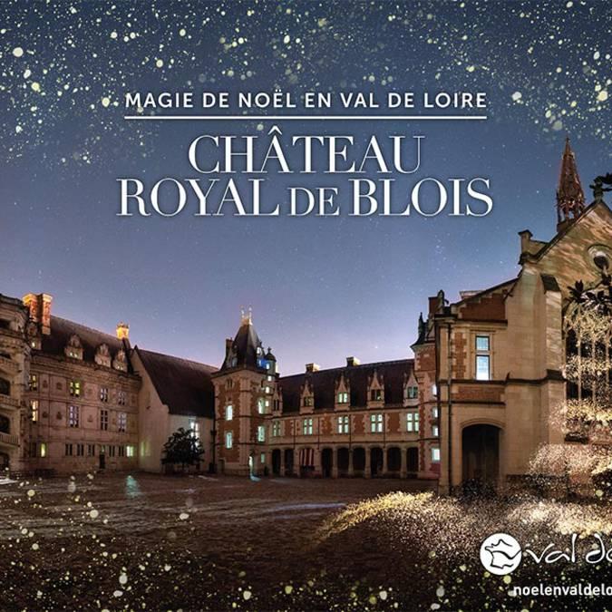 Noël au château royal de Blois