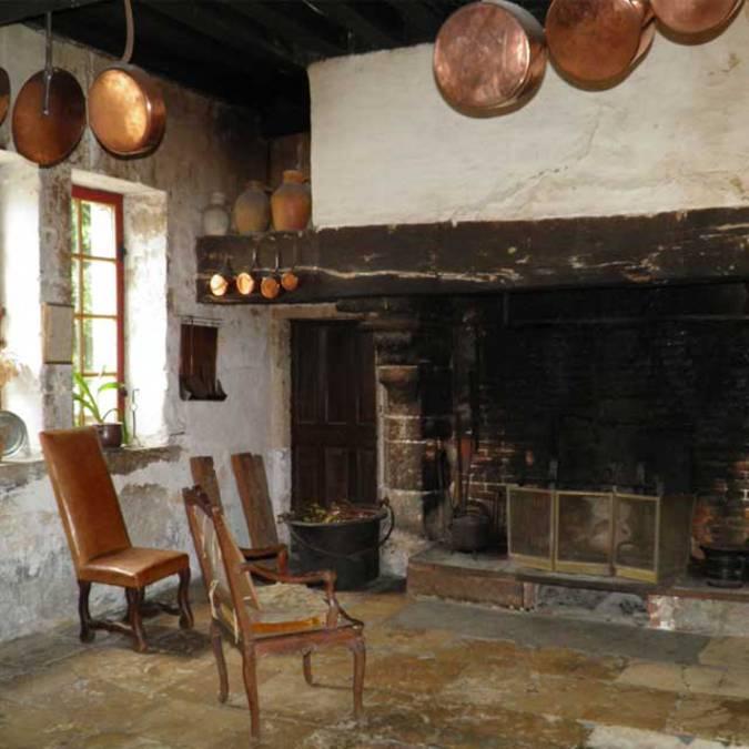 La rôtisserie du château de Villesavin