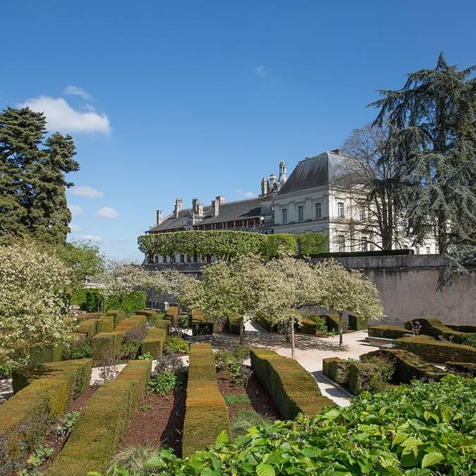 Les jardins du Roy. © Thierry Bourgoin