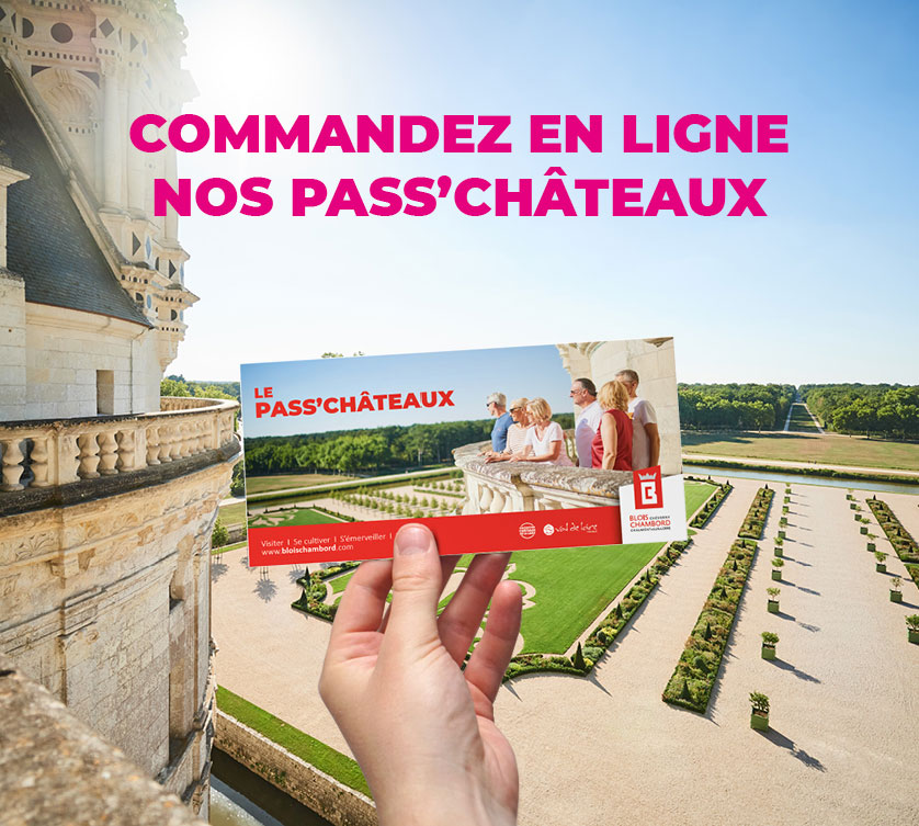 Ask for you Pass'Chateaux